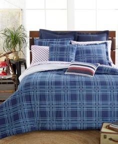 Tommy Hilfiger Farmhouse Plaid Twin/Twin XL Comforter Set
