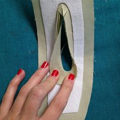 Tutorial: Coraline Clutch Handles - Swoon Sewing Patterns