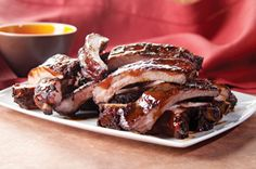 Brew House Baby Back Ribs recipe