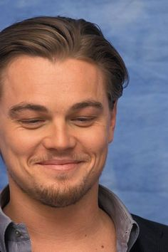 Leonardo DiCaprio.........Love his smile :X
