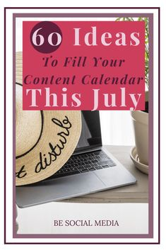 Need some inspiration for filling up your content calendar for July? You know you need to be prepared if you are going to keep up with your digital marketing strategy during those hot summer months. Here is a list of some fun July holidays that is sure to bring in a big engaged audience!