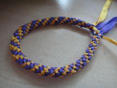 Tutorial - Round Ribbon Bracelet