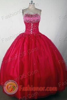 2013 Brand New Ball Gown Strapless Floor-Length Quinceanera Dresses Style JP42684