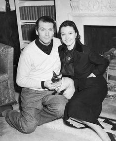 Lawrence Olivier & Vivien Leigh