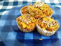 Cukkinis muffin Muffin, Vegan, Breakfast, Food, Morning Coffee, Essen, Muffins, Meals, Vegans
