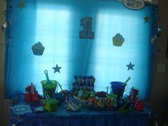 """Ocean """"ONE""""derland Birthday Party"""
