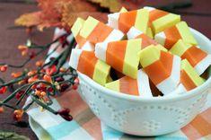 Paleo Candy Corn Gum