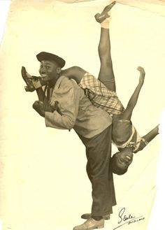 """""""No one has contributed more to the Lindy Hop than Frankie Manning -- as a dancer, innovator and choreographer. For much of his lifetime he was an unofficial Ambassador of Lindy Hop"""" Shall We Dance, Lets Dance, Dance Art, Dance Music, Swing Dancing, Swing Jazz, Black Dancers, Hollywood Hotel, Vintage Dance"""