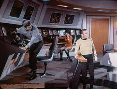 Rare Star Trek photos show green Orion slavegirls like you've never seen them