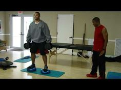 Great collection of football workout videos ENERGYbits® Football Workouts, Football Drills, Best Weight Loss, Healthy Weight Loss, Weight Gain, Lamarr Woodley, Fitness Tips, Fitness Motivation, College Football Players