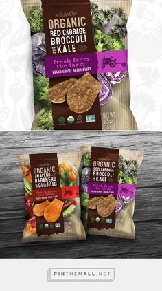 The Better Chip ORGANIC by Jeffrey Marshal. Source: Bechance. Pin curated by #SFields99 #packaging #design #inspiration #ideas #branding #snacking #product