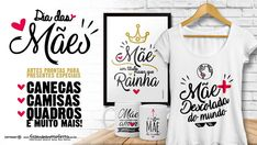 Travel Brochure Design, T Shirts For Women, Silhouette, Anime, Presents For Mummys, Mom Picture, Mom Presents, Mugs, T Shirts