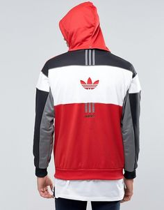 Buy adidas Originals Pullover Hoodie In Black at ASOS. Get the latest trends with ASOS now. Adidas Originals, Cool Jackets For Men, Mens Sweatshirts, Hoodies, Tommy Hilfiger Sweatshirt, Pullover Hoodie, Sport Man, Adidas Superstar, Adidas Men