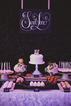 """Pièce montée 2017  """"Sweet Love"""" un gâteau tellement génial Tiffany Munster"""