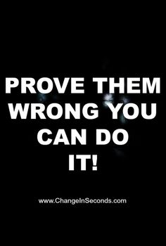 Weight Loss Motivation #86 http://www.changeinseconds.com/weight-loss-motivation-86/