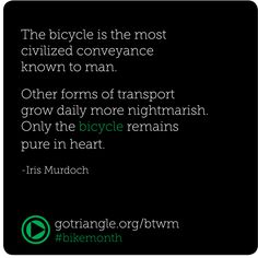This quote is talking about the Tweed Ride, yes?