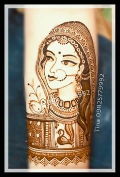 Latest Mehendi Designs for Hands & Legs - Happy Shappy