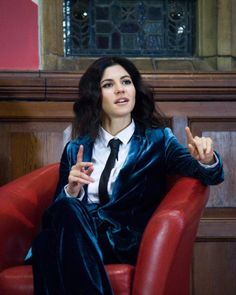 Marina Diamandis. Marina and the Diamonds. At Oxford, 2016