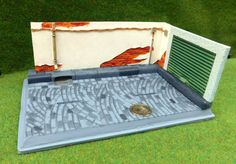 Diorama, Hot Wheels, Outdoor Furniture, Outdoor Decor, Outdoor Storage, All Pictures, Carrera, Diecast, Slot