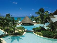 Indian ocean Mauritius is a land with spectacular scenery.