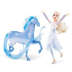 Betty has - Disney Frozen 2 Elsa Fashion Doll And Nokk Figure : Target Disney Frozen Toys, Frozen Dolls, Frozen Movie, Disney Dolls, 2 Movie, Frozen Merchandise, Presents For Kids, Braids For Kids, Nerd