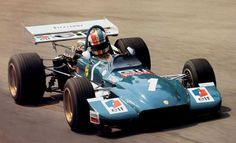 Francois Cévert - Tecno TF71 Cosworth BDA/Pederzani (châssis #T00712) - Equipe Elf Tecno - I Gran Premio Madunina 1971