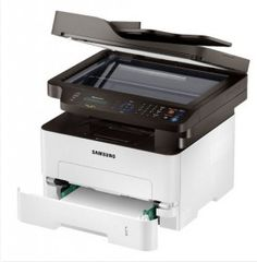 Samsung Xpress M2885FW Driver Download Reviews-It is a substantial printer. Its two-tone configuration helps it be look, for example, a little printer sitting on top of a much greater printer. To begin with I found the style disappointing, however I'm being utilized to the thing. Unloading and beginning startup took about 20 minutes. By then …