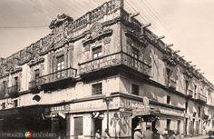 Fotos de Puebla, Puebla, México: Puebla, mansión colonial, sobre la calle 5 de mayo y la 4 Poniente.