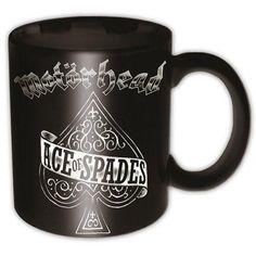 Motorhead Ace of Spades Mug
