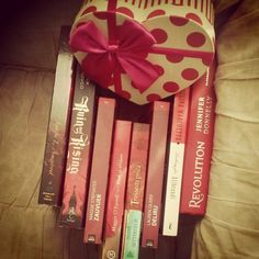 You know nothing complements a good paperback better than a box of indulgent chocolates.