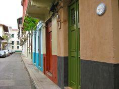 #Panama - Casco Viejo - I like the colors