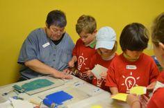 Dino Discoveries Adventure Camp Bainbridge Island, Washington  #Kids #Events