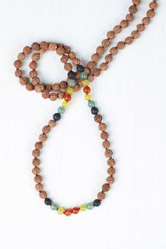 Rasta Mala Beads Limited Edition by Mala Collective
