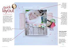 Jot Challenge by me on the Jot Magazine blog - Raquel Bowman
