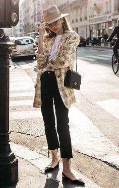 7 office looks pra testar essa semana 80s Fashion, Paris Fashion, Fashion Outfits, Fashion Trends, Fashion Tag, Style Fashion, Ootd Fashion, Fashion Jewelry, Look Blazer
