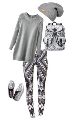 """Untitled #1190"" by sylviabunny ❤ liked on Polyvore featuring Keds and Candie's"