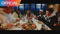 지투 (G2) - 식구 (Feat B-Free, Okasian, Reddy, Huckleberry P, Paloalto, Sway D & DJ Djanga)