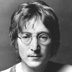 John Lennon's Glasses Celebrate #JohnLennon 's Birthday: His 6 Most Iconic #Photographs