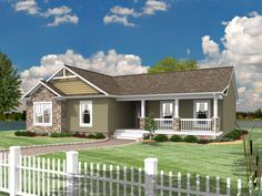 Ashland of Southern Lifestyle Collection - All American Homes
