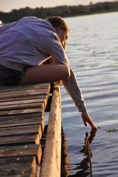 A lake carries you into recesses of feeling otherwise impenetrable. ~William Wordsworth