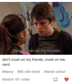 life with derek derek and casey dating fanfiction