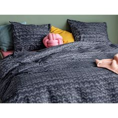 Pościel Snurk Twirre Black 200x200 w Decoarty.pl Comforters, Blanket, Furniture, Home Decor, Creature Comforts, Quilts, Decoration Home, Room Decor, Home Furnishings
