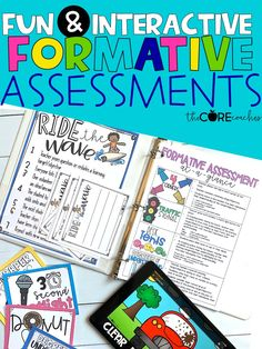 21 easy-to-implement formative assessment and self- reflection strategies that check for understanding. Each formative assessment strategy comes in a printable or digital format