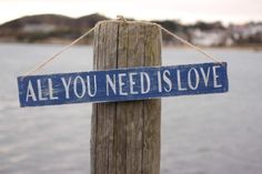 <3 all we need is l <3