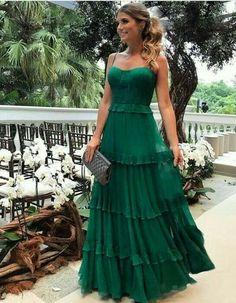 3d585c62f148 Βολάν, Επίσημα Φορέματα, Κομψό Ντύσιμο, Χαριτωμένα Ρούχα, Φορέματα  Παράνυμφων, Φορέματα Για