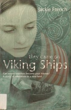 When Hekja's village gets raided by huge Vikings and she is captured to be used as a slave for her new mistress Freydis, Hekja only has her trusty dog Riki Snarfari and her fast legs to guide her.