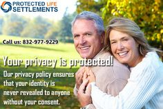 Our website has a list of frequently asked questions. Privacy is a concern and our state license requires us to keep all identities private. Call today for a free consultation #NeverSurrender