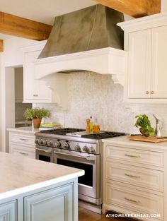 French Country Kitchen ~ design ideas by At Home Arkansas