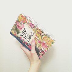 Wreck This Journal Cover | wreck this journal cover | Tumblr