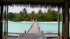 The Maldives ... Rangali island